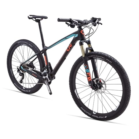 Giant Obsess Advanced 2 27.5 Hardtail MTB Bike 2016