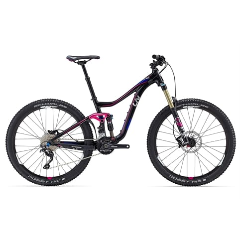 Giant Intrigue 1 27.5 FS MTB Bike 2016