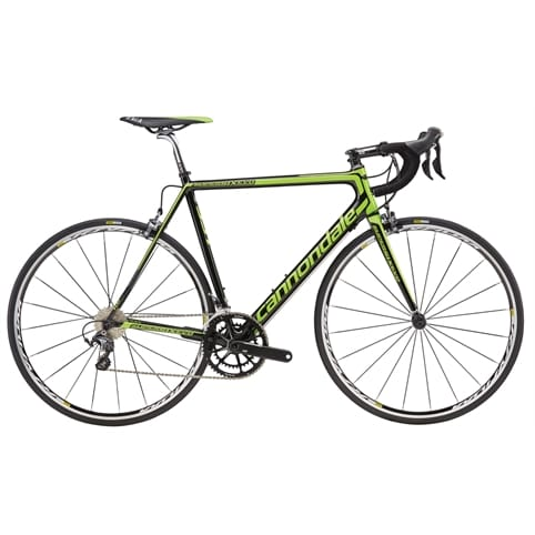 Cannondale SuperSix EVO HM Ultegra Road Bike 2016