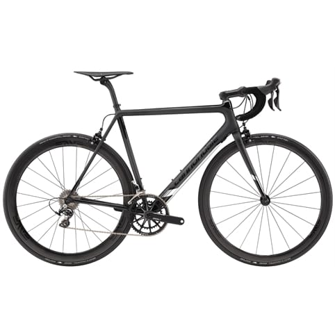 Cannondale SuperSix EVO Black Road Bike 2016