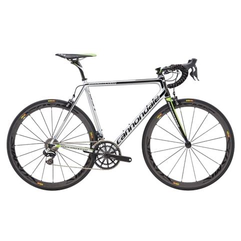 Cannondale SuperSix EVO Team Road Bike 2016