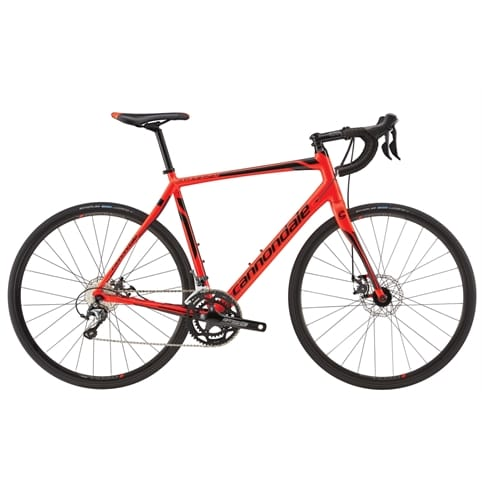 Cannondale Synapse AL Tiagra Road Bike 2016