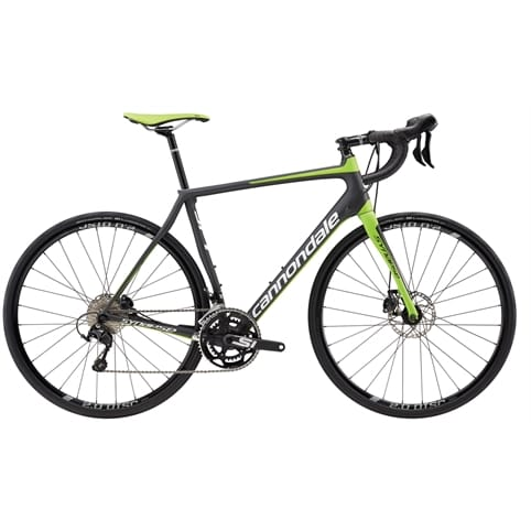 CANNONDALE SYNAPSE SM DISC 105 ROAD BIKE 2017