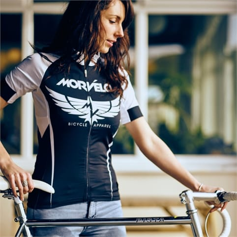 Morvelo Women's Unity Superlight Race SS Jersey