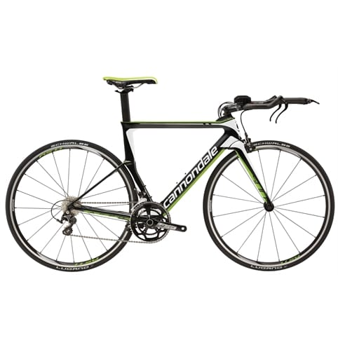 Cannondale Slice 105 Tri Bike 2016