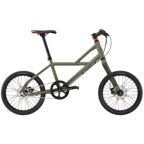 Cannondale Hooligan Urban Bike 2016