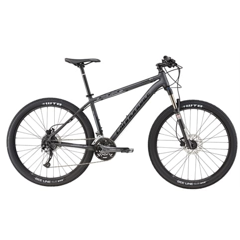 Cannondale Trail 4 Hardtail MTB Bike 2016