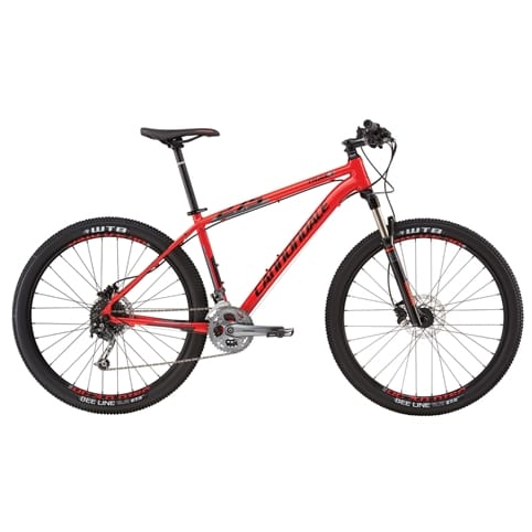 Cannondale Trail 3 Hardtail MTB Bike 2016