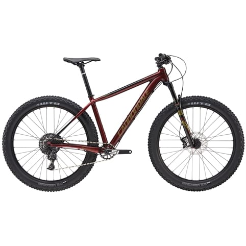 Cannondale Beast of the East 2 27+ MTB Bike 2016