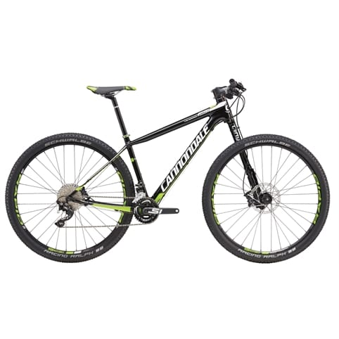 Cannondale F-Si 27.5 Carbon 4 Hardtail MTB Bike 2016