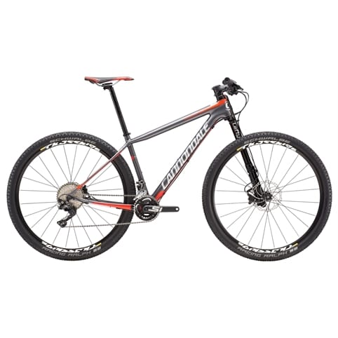 Cannondale F-Si 29 Carbon 3 Hardtail MTB Bike 2016