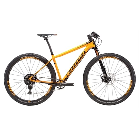 Cannondale F-Si 29 Carbon 2 Hardtail MTB Bike 2016