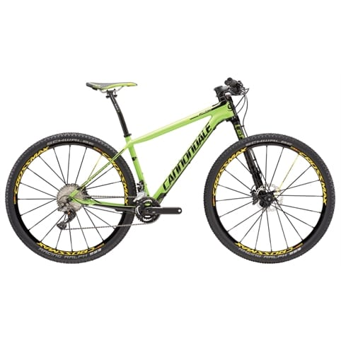 Cannondale F-Si 29 Carbon 1 Hardtail MTB Bike 2016