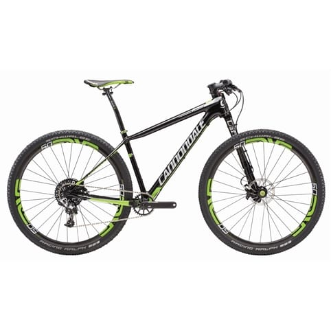 Cannondale F-Si 29 Carbon Team Hardtail MTB Bike 2016