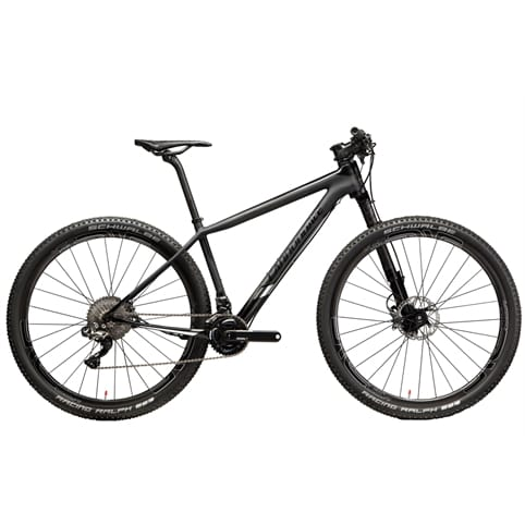 Cannondale F-Si 29 Carbon Black Inc. Hardtail MTB Bike 2016