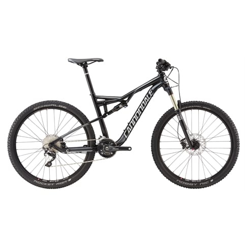 Cannondale Habit AL 5 FS MTB Bike 2016