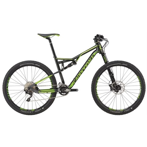 Cannondale Habit Carbon 3 FS MTB Bike 2016