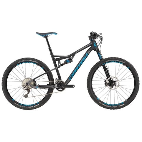 Cannondale Habit Carbon 2 FS MTB Bike 2016