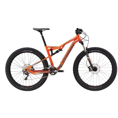 CANNONDALE BAD HABIT 2 FS 27+ MTB BIKE 2017