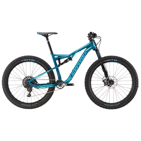 Cannondale Bad Habit 1 FS 27+ MTB Bike 2017