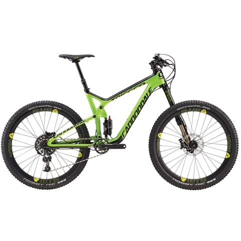 Cannondale Trigger Carbon 1 FS MTB Bike 2016