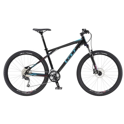 GT Avalanche Comp Fem Hardtail MTB Bike 2016