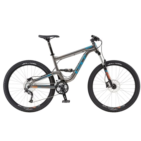 GT Verb Comp FS MTB Bike 2016