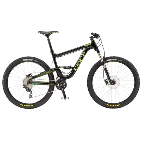 GT Verb Expert FS MTB Bike 2016