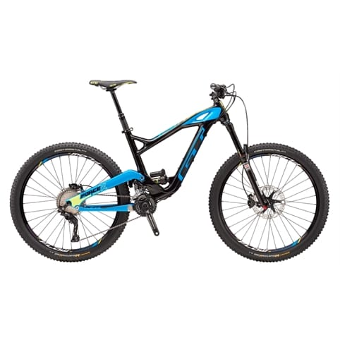 GT Force X Carbon Pro FS MTB Bike 2016