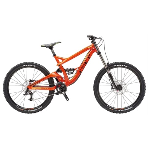 GT Fury Elite FS MTB Bike 2016
