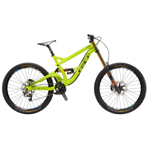 GT Fury  World Cup FS MTB Bike 2016