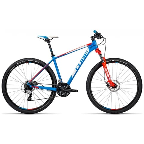 Cube Aim Pro 27.5 Hardtail MTB Bike 2016