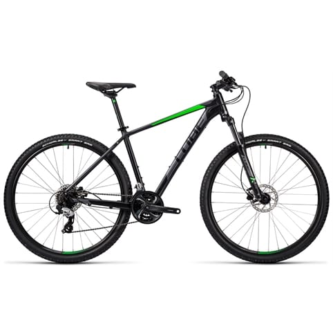 Cube Aim Pro 29 Hardtail MTB Bike 2016
