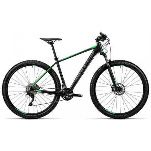 Cube Attention 29 Hardtail MTB Bike 2016
