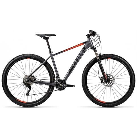 most popular latest fashion good Cube Attention SL 29 Hardtail MTB Bike 2016