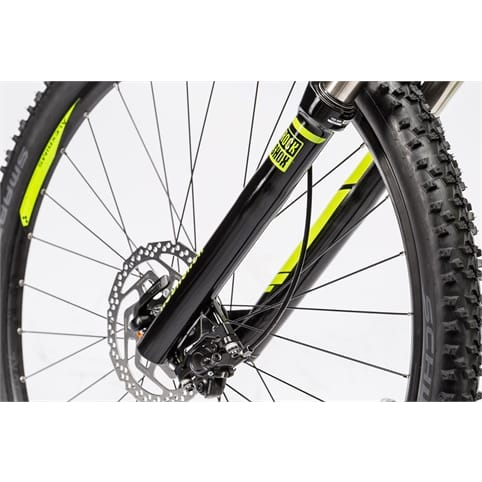 Cube Attention SL 29 Hardtail MTB Bike 2016