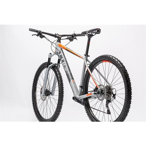 Cube Acid 27.5 Hardtail MTB Bike 2016