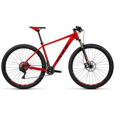 Cube LTD SL 29 Hardtail MTB Bike 2016