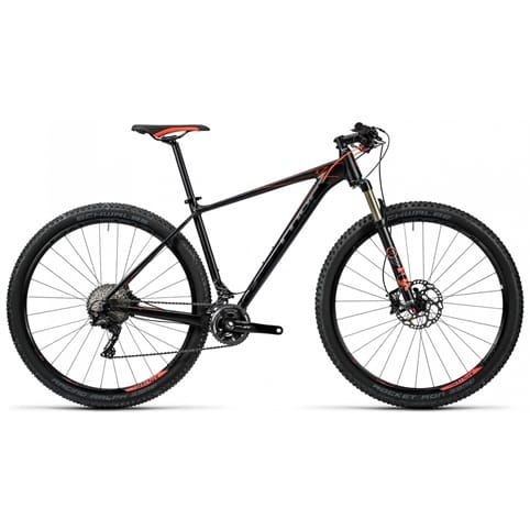 Cube Reaction HPA SL 29 Hardtail MTB Bike 2016