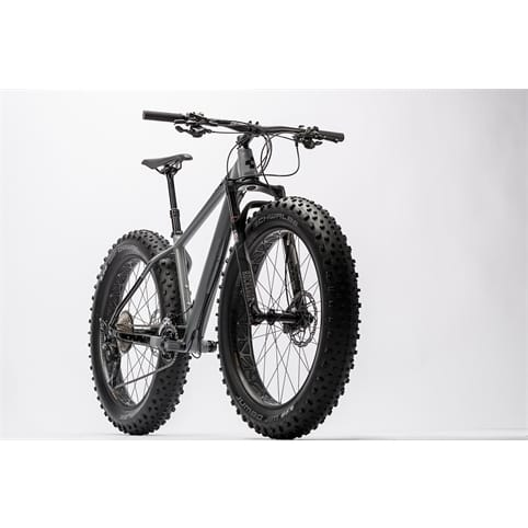 Cube Nutrail Race Fat Bike 2016
