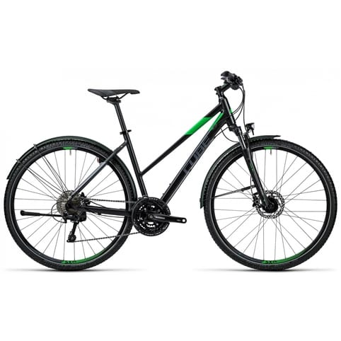 Cube Nature AllRoad Trapeze Hybrid Bike 2016