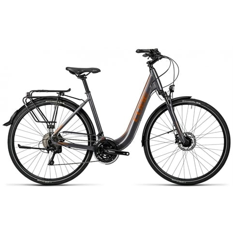 Cube Touring SL Easy Entry Hybrid Bike 2016