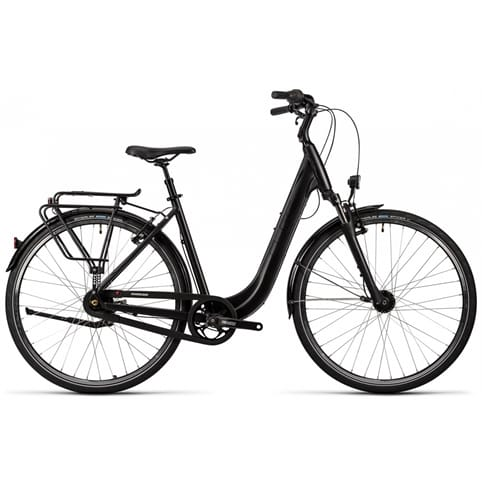Cube Town Easy Entry Hybrid Bike 2016