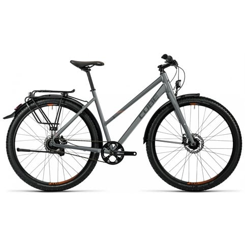 Cube Travel Pro Trapeze Hybrid Bike 2016