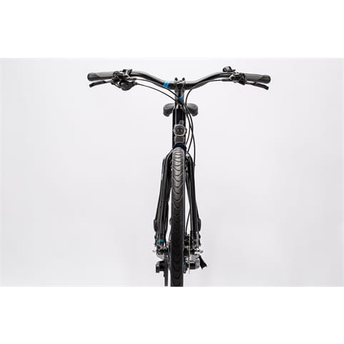 Cube Travel SL Trapeze Hybrid Bike 2016