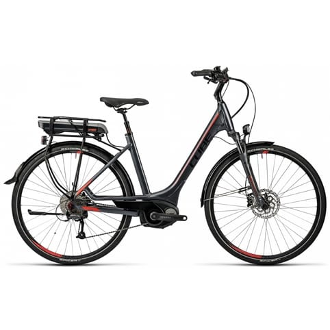 Cube Touring Hybrid 400 EE Electric Bike 2016