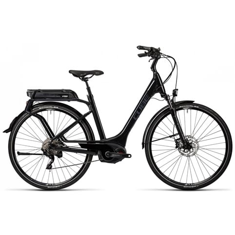 Cube Touring Hybrid Pro 400 EE Electric Bike 2016
