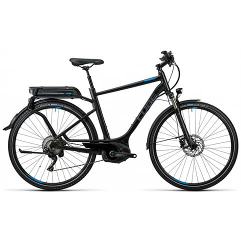 Cube Touring Hybrid EXC 400 Electric Bike 2016