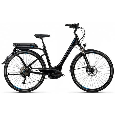 Cube Touring Hybrid EXC 400 EE Electric Bike 2016