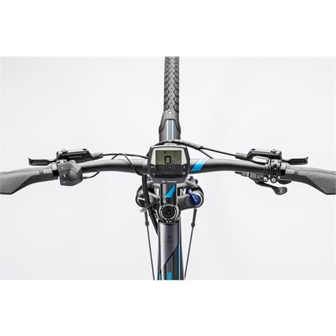 Cube Touring Hybrid EXC 400 Trapeze Electric Bike 2016